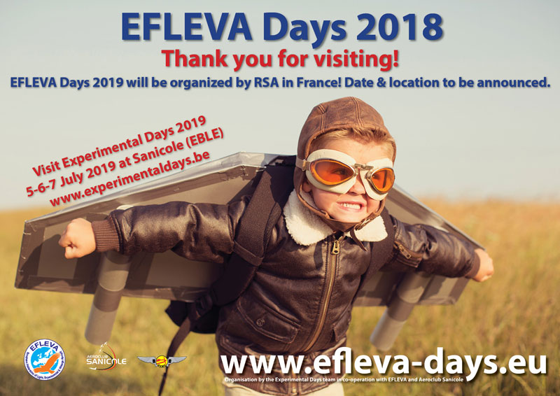 EFLEVA Days 2018