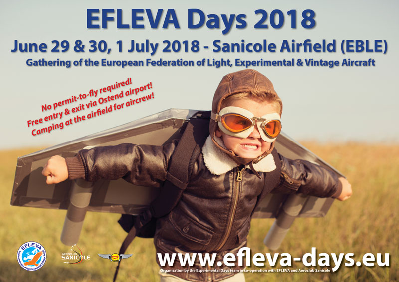 EFLEVA Days 2018 Flyer